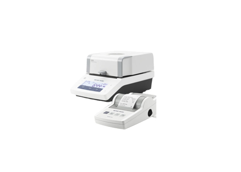 Printers for Moisture Analyzers