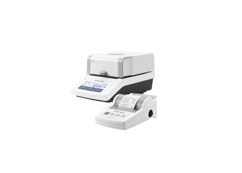 Printers for Moisture Analyzers