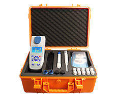 Portable Water Quality Analyzer