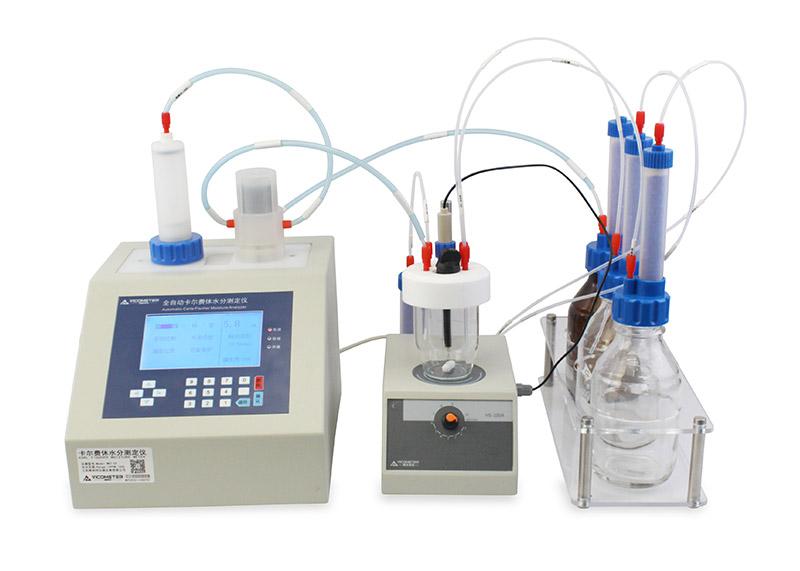 WKT-C9 Automatic Karl Fischer Volumetric Titrators for Water Content